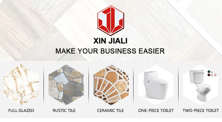 6120 JiaLi Most Popular Factory Supply Soluble Salt Spanish Tile Price
