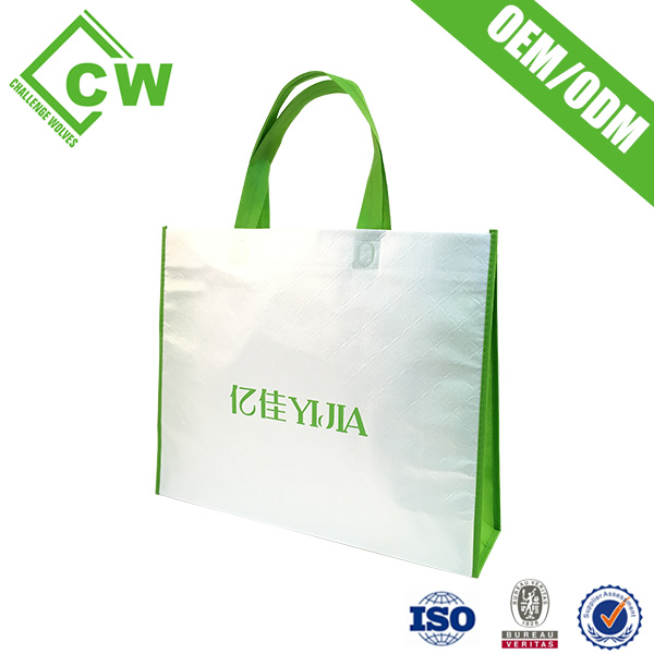 Latest Design New Products Polyester Material Foldable Shopping Bag Portable Folding Hand Shopping Bag For Women