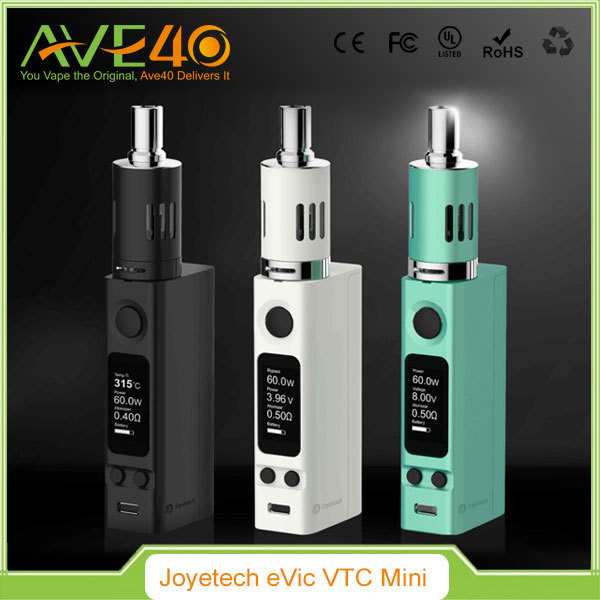 2015 Preorder Accepted Joyetech eVic VTC Mini /Joyetech eVic VT Mini Kit 60W TC Mod/eVic VT Mini /eGo one Mega Bell Cap