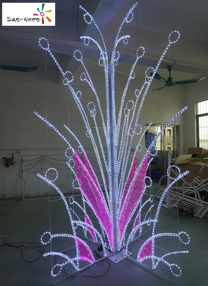 Hot sale led motif light for holiday diwali xmas outdoor decoration with nice design