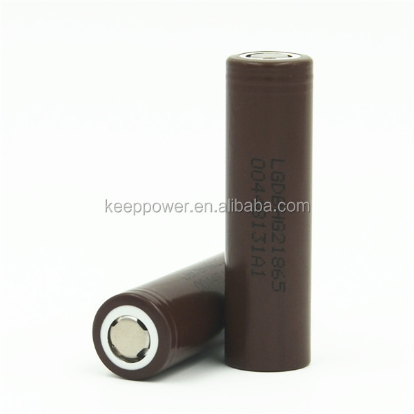 20A constant discharge - 18650 battery 3000mah high discharge battery cell LG INR18650HG2