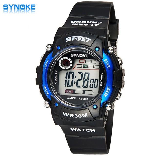 children/boys/girls/student fashion electronic watch cheap price multifunction army sport luminous alarm clock digital led watch
