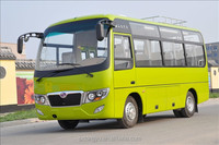 CCC Qulified Lishan Brand 19 Seater Euro IV Mini Bus LS6603C4 For Sale