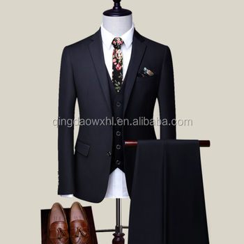 wholesale or tailored men's fancy business suits
