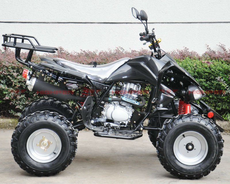 150CC, 200CC, 250CC OFF ROAD ATV QUAD