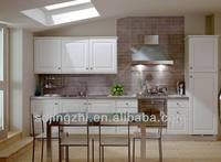 pvc thermal foil kitchen cabinet