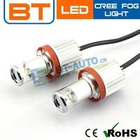 High-performance Auto Lighting DC 12V-24V 6000K 10W 20W H8 H11 H16 H10 9005 9006 Car LED Fog Light For Mazda 6 Fog Lights