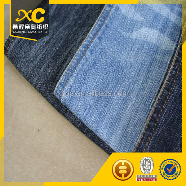 cotton polyester spandex denim fabric wholesale to African market