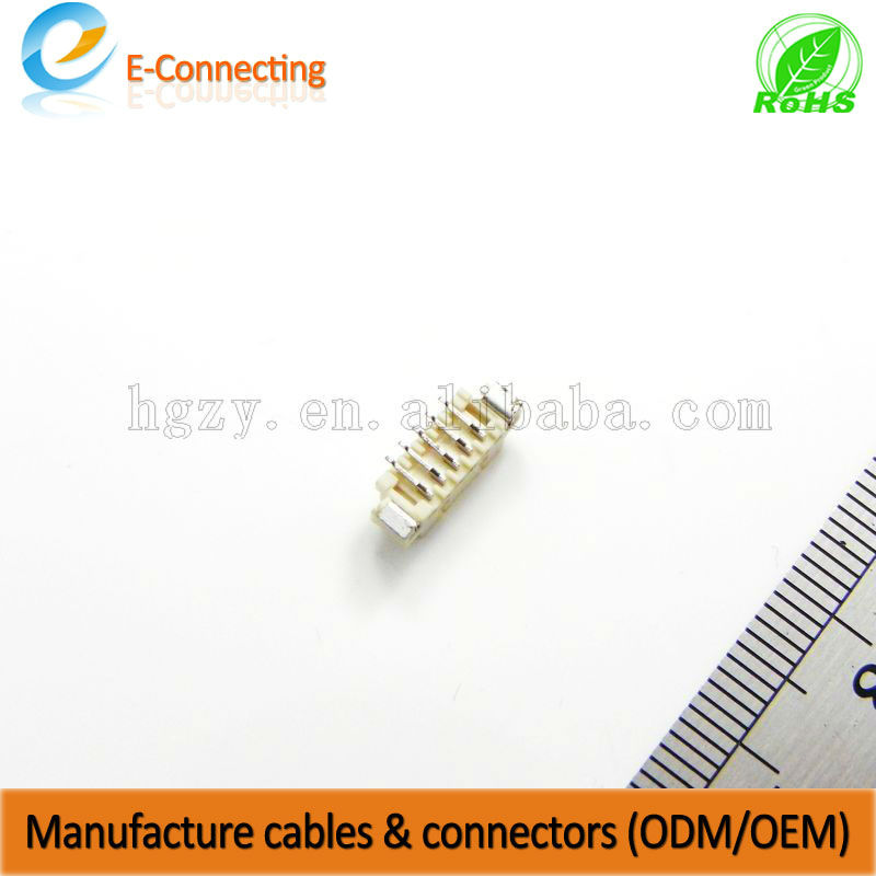 pin header 1mm pitch rj45 crimping machine molex 5264 connector