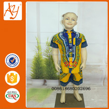 Children Tradtional African Clothing Dashiki Cotton Shirt For Kids