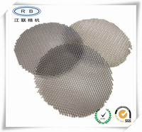 round aluminum honeycomb core