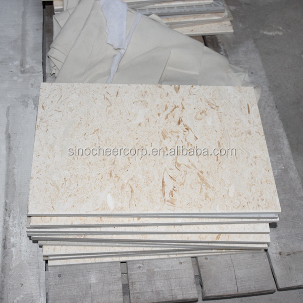 Alibaba Best Wholesale sunny yellow egypt beige marble tile
