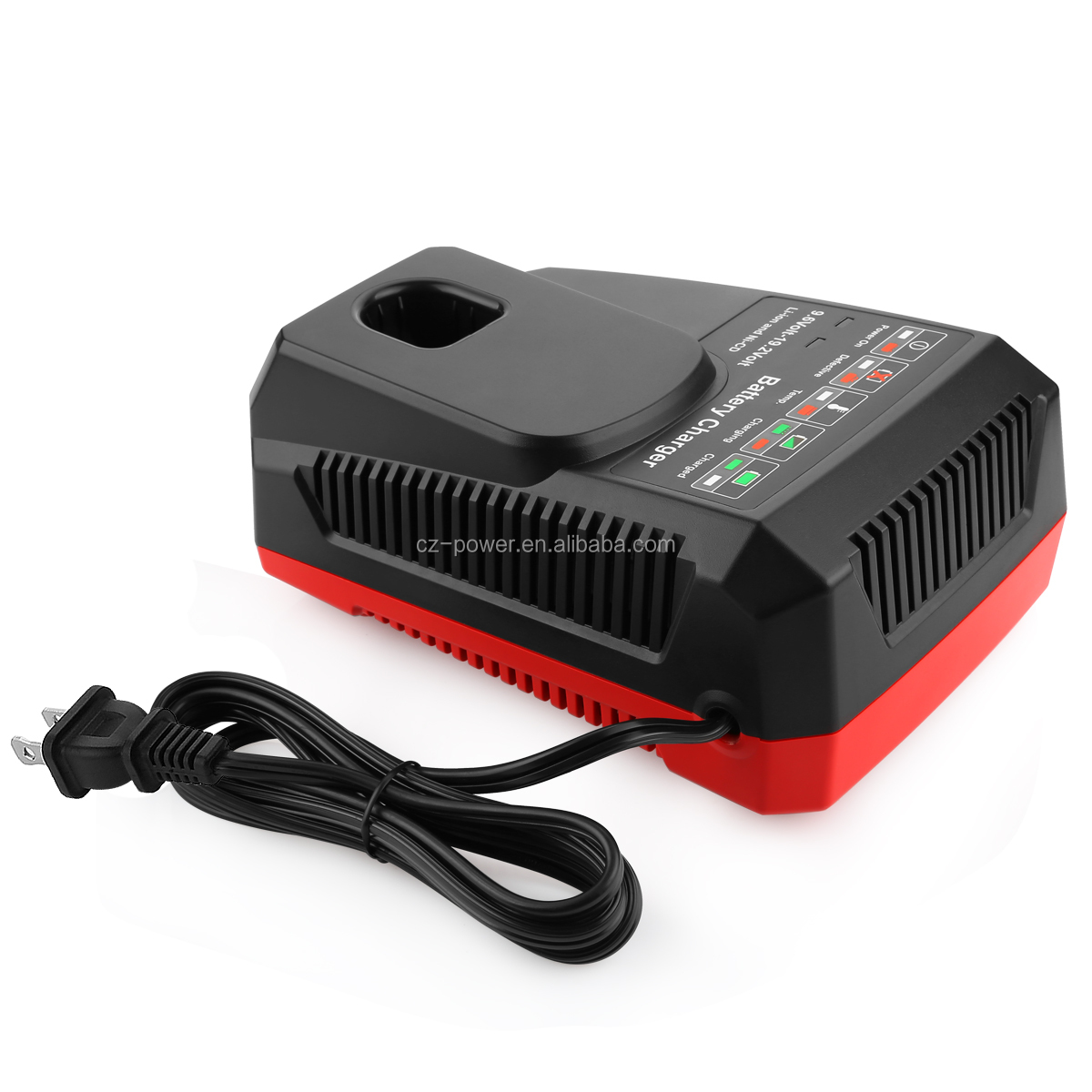 Quick Ni-Cd & Lithium-Ion 9.6V-19.2V Replacement Battery Charger for Craftsman 140152004 Power tool Battery