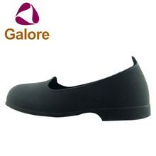 Reusable unisex safety silicone rubber galoshes overshoes
