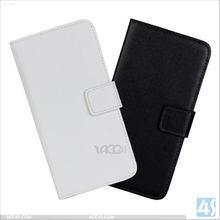 Business Genuine Leather Pouch Case for HTC One M8 Mini P-HTCM8MINISPCA008