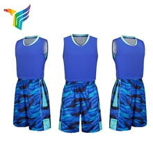 Top quality college designs sublimation printing college basketball uniform for men