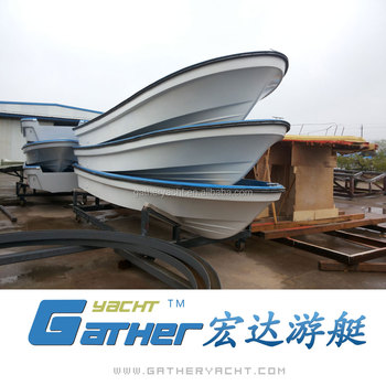 Gather 5.8m wasen model panga boat