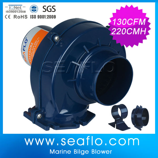 SEAFLO 12V 24V Mini Blower Fan