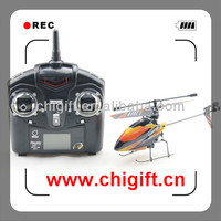 Kids Toys WL V911 4CH 2.4G Single Blade RC Helicopter RTF