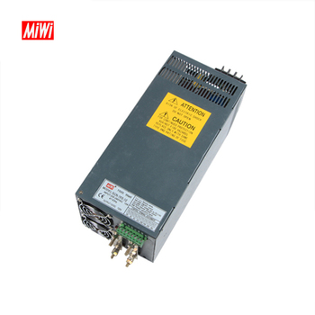 SCN-1500-48  output voltage adjustable 1500W 48v switching power supply 30a