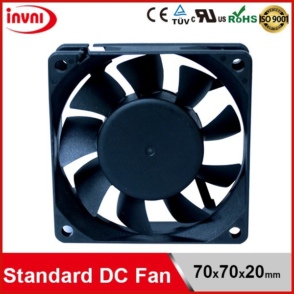 Standard SUNON Axial Flow DC Brushless Fan Motor 12V 7020 70x70x20mm (EE70201S1-0000-A99)