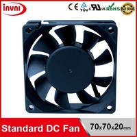 Standard SUNON Axial Flow DC Brushless Fan Motor 12V 70x70x20mm (EE70201S1-0000-A99)