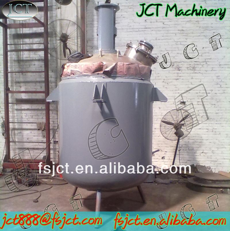 JCT machine for gum damar resin