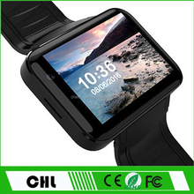 New Arrival Dm98 Mtk 6572 Bluetooth 4G Watch Phone 4.0 Wifi 3G Android Smart Watch