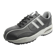 Mens Safety Sneakers Air Cushion EVA Rubber Sole Special Purpose Shoes