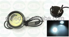 new 12w 460lm eagle eye white color w211 led drl for mercedes
