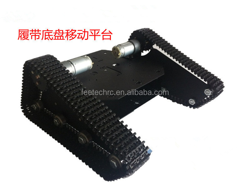 Pololu - Dagu Rover 5 Tracked Chassis with Encoders