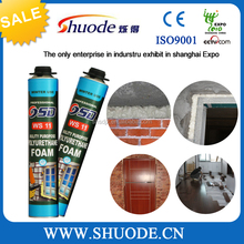 Manufacturer of super strong special price spray pu foam polyurethane adhesive