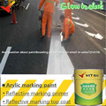 VIT road marking paint, waterproof glow in the dark paint, thermoplastic road marking paint