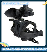 Head mounted Night Vision Monocular