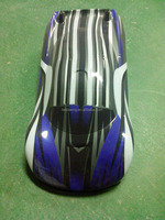 Production vaccum forming plastic toy car shell, plastic car housing