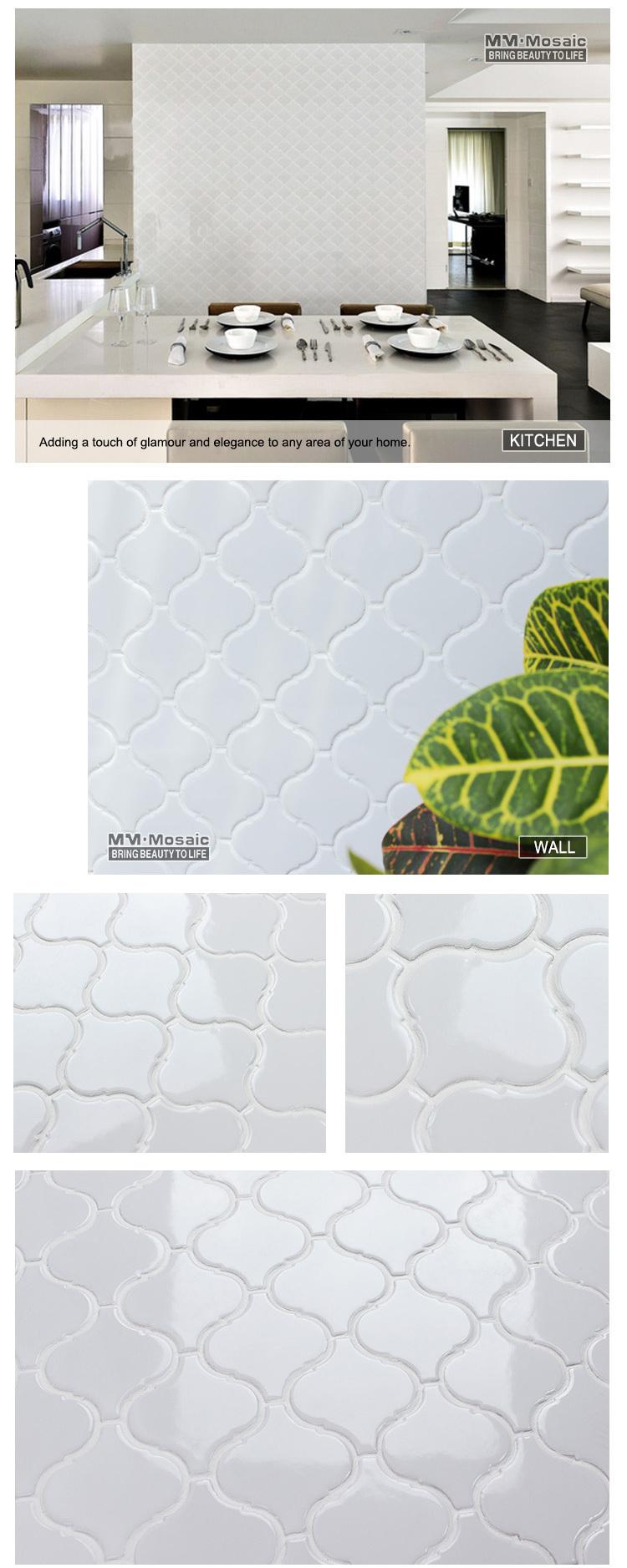backsplash lantern mosaic tile design view lantern mosaic tile