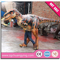 2014 hot high quality dino suit