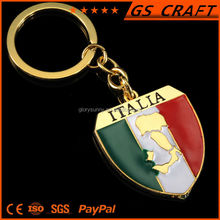 Utility embossed debossed logo colorful all types of keychains