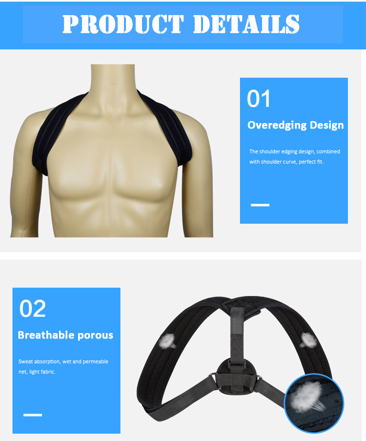 corrector clavicle support brace 3