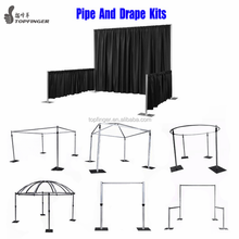 Wholesale Circle Chuppah Stands Ceiling Draping Kits Poles Indian Designs Used Mandap Pipe And Drape Wedding Backdrop For Sale