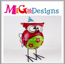 New Style Customized Metal Bird Decoration For Garden