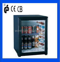 Glass Door Hotel Minibar XC 38