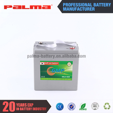Directly factory hot selling 6v4.5ah 20hr rechargeable battery