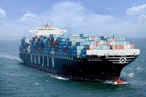 ocean freight cargo consolidation from Ningbo to Arezzo