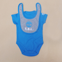 infant boys girls romper new style baby pajamas sets for girl BB063