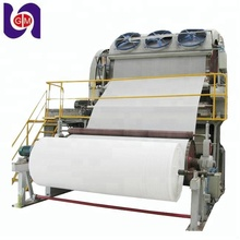 facial tissue paper making machine price paper mill