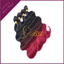 Mongolian Body Wave Hair Extensions Hair Weft from Heze Juancheng Hair Factory