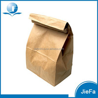 Customized Kraft Paper Made Soap Paper Bag
