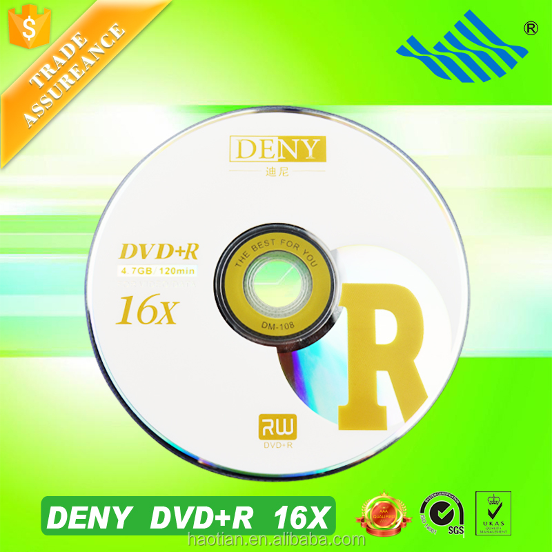 import china goods factory direct price empty dvd