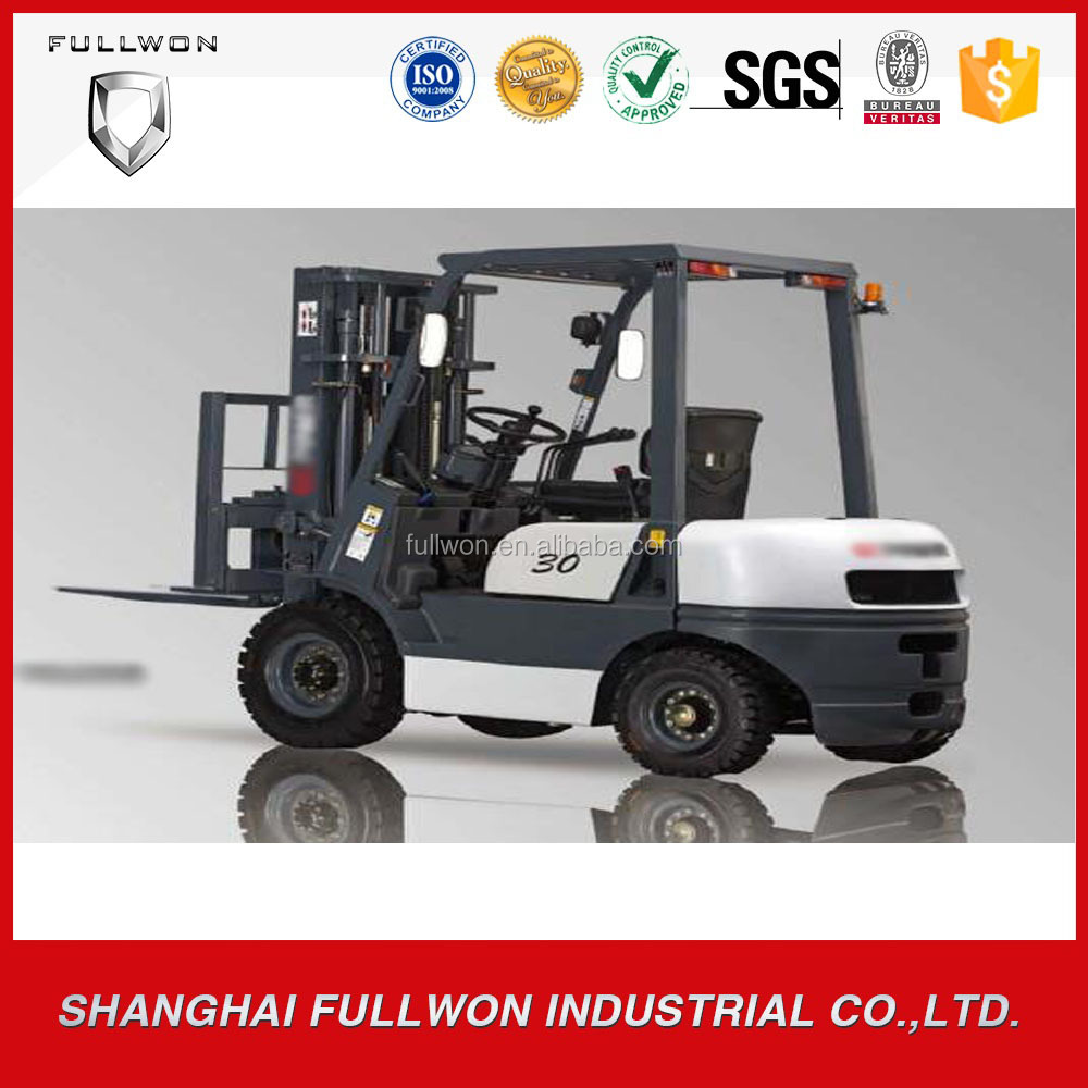 Factory direct sales TOYOTA brand 3 ton capacity forklift for sale